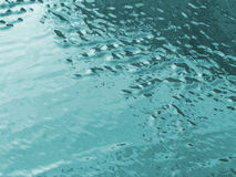Water background. Great darkl blue water backround Royalty Free Stock Photography