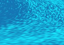 Water Background. Abstract Azure Background - Clear Water / Swimming Pool Texture Stock Photo