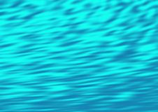 Water Background. Abstract Azure Background - Clear Water / Swimming Pool Texture Stock Images