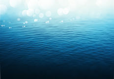 Water Background Royalty Free Stock Photography