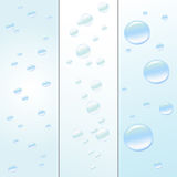 Water backgrounds Stock Photo
