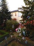 Water-ballon royalty-vrije stock afbeeldingen