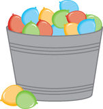 Water Balloons Royalty Free Stock Photos