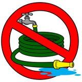 Water Ban Stock Image