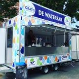 Water bar Stock Photo
