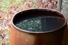 Water barrel Stock Images