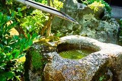 Water basin Royalty Free Stock Image