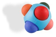 Water bestand kleurpotloden vector illustratie
