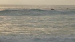 Water bike watercraft stock video footage