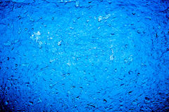 Water  on background. Water is blue color for background Stock Image