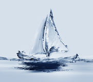Water Boat Royalty Free Stock Photo