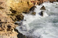 Water, Body Of Water, Rock, Waterfall Royalty Free Stock Photography