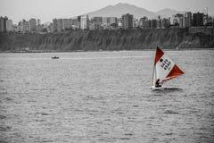 Water, Body Of Water, Sea, Sail stock photo