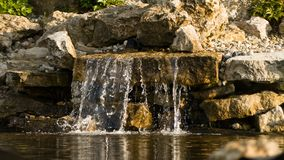 Water, Body Of Water, Water Resources, Waterfall stock image