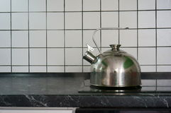 Water boiler Royalty Free Stock Image