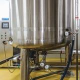 Water boiler or tank Stock Photo