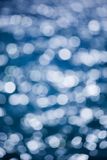 Water bokeh Royalty Free Stock Photo