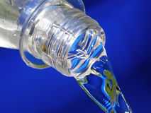 Water bootle stock image