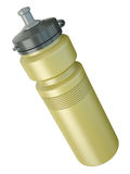 Water bottle Stock Image