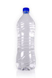 Water bottle. Purified water of bottle with  background Royalty Free Stock Photos