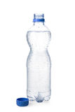 Water bottle. On white background Stock Photography