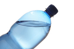 Water bottle. Isolated Royalty Free Stock Images