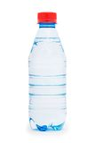 Water bottle isolated on the white Royalty Free Stock Image