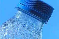 Water bottle neck Stock Photos
