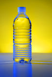 Water Bottle for Refreshing Cool Drinks Royalty Free Stock Image