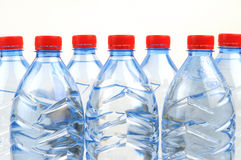 Water bottles Royalty Free Stock Photos