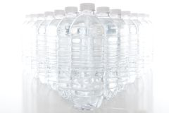 Water bottles Stock Photos