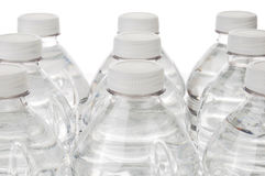 Water bottles Royalty Free Stock Image