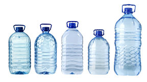 Water Bottles Stock Image