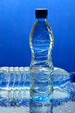 Water bottles Stock Photography