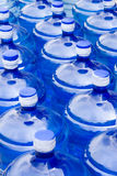 Water bottles Royalty Free Stock Photography