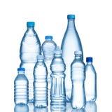 Water bottles Royalty Free Stock Image
