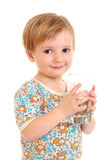 Water-boy Stock Images