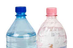 Water for boys and girls Royalty Free Stock Images
