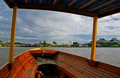 On the water. Brunei. Stock Photo