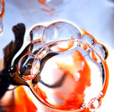 Water Bubbles Stock Images