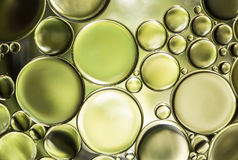 Water bubbles abstract light Stock Photo