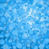 Water bubbles background Stock Photography