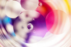 Water bubbles background Royalty Free Stock Photo