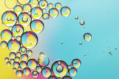Water bubbles Stock Photos