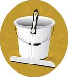 Water bucket Stock Images