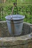 Water bucket stock photo