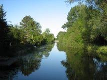 Water in Buitenveldert Stock Photo