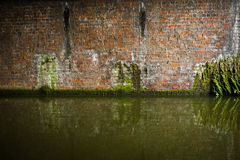 Water canal Royalty Free Stock Image