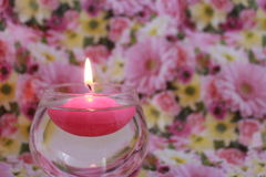 Water candle Stock Photo