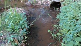 Water cannel stock fotografie